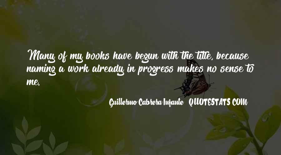 Infante Quotes #665463