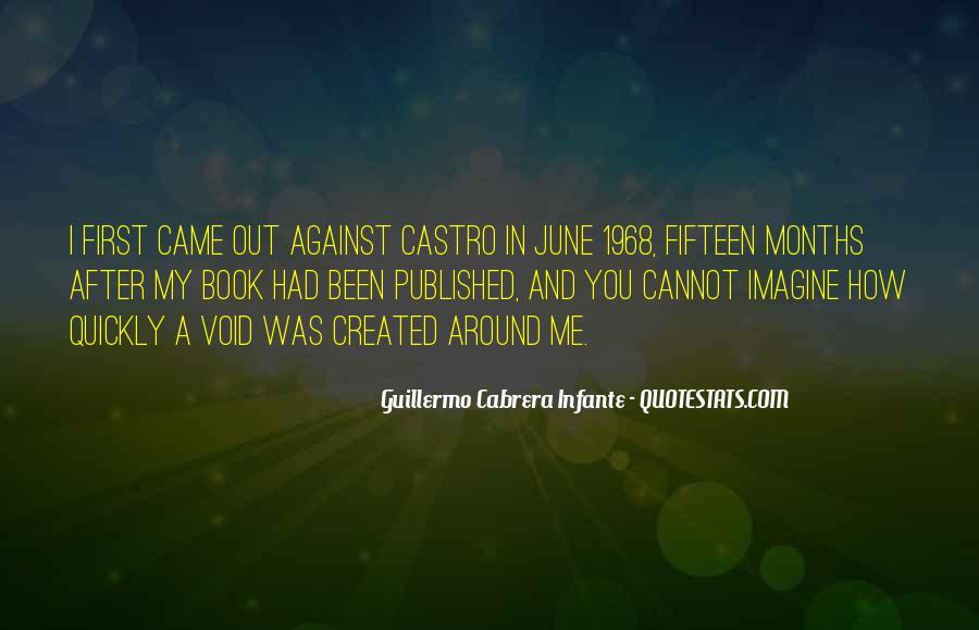 Infante Quotes #668292