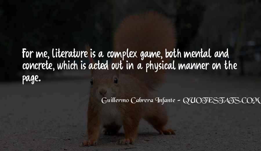 Infante Quotes #691563