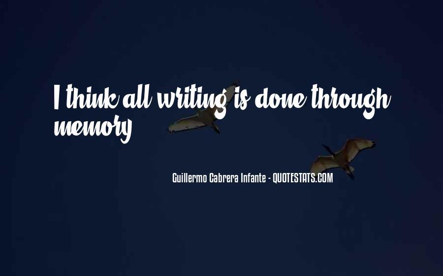 Infante Quotes #695113