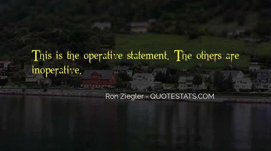 Inoperative Quotes #32450