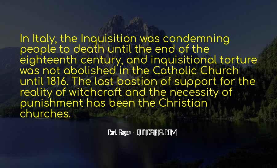 Inquisitional Quotes #1613378