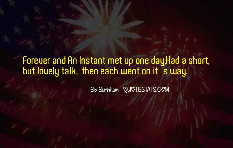 Instant's Quotes #471889