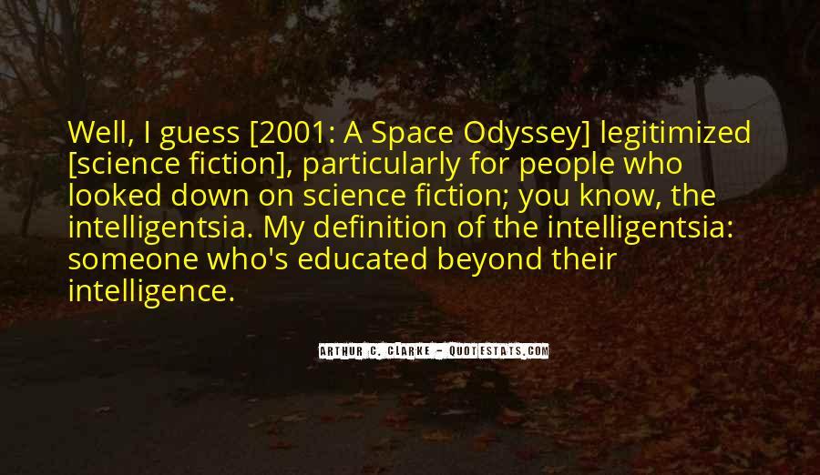 Intelligentsia's Quotes #1483475