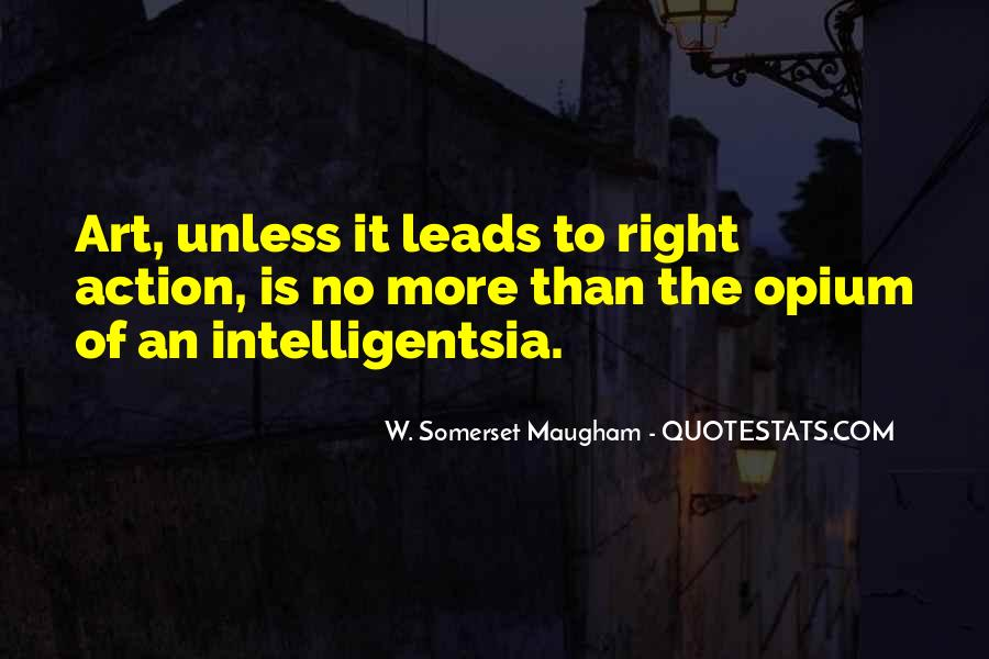 Intelligentsia's Quotes #1563649