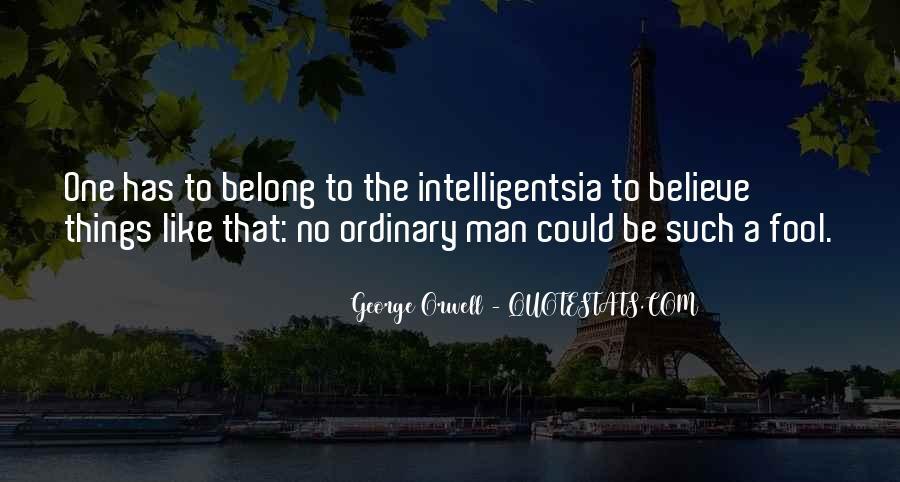 Intelligentsia's Quotes #1718634
