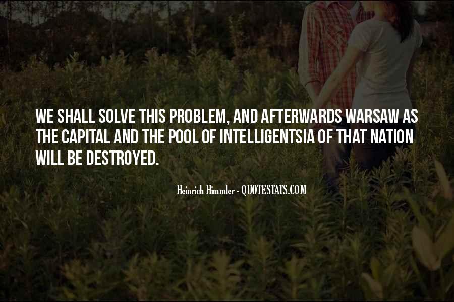 Intelligentsia's Quotes #247570