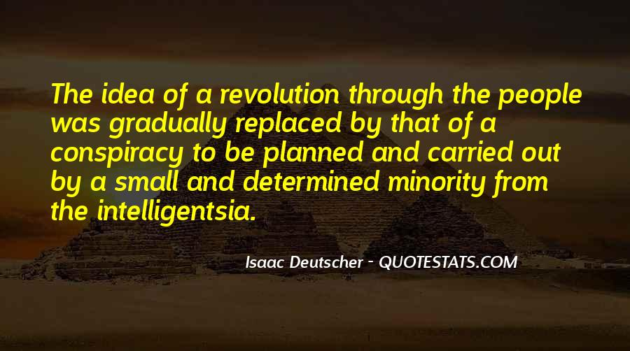 Intelligentsia's Quotes #492877