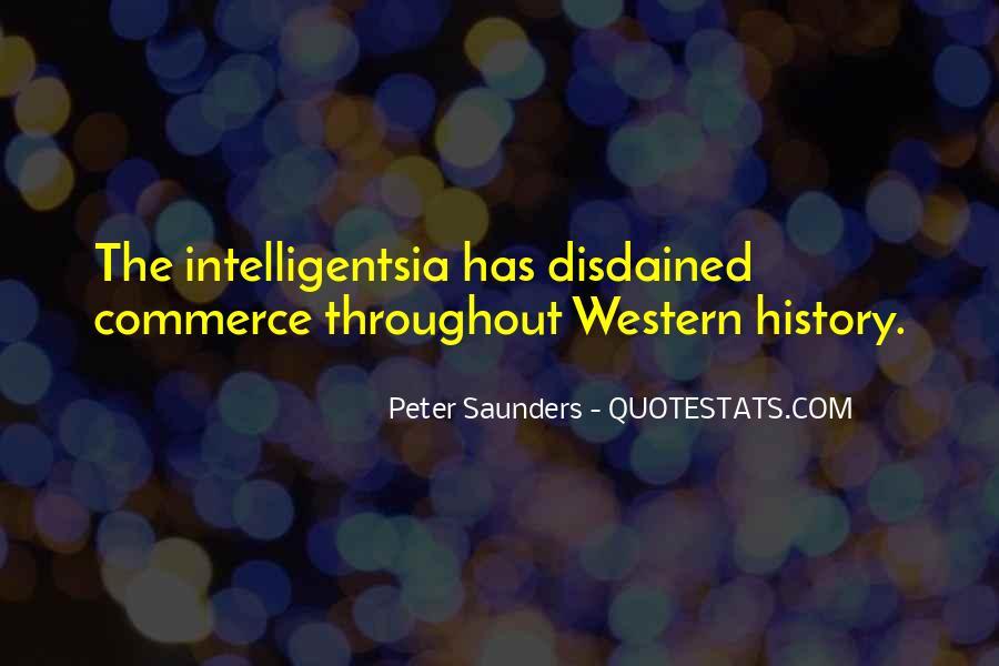 Intelligentsia's Quotes #552187