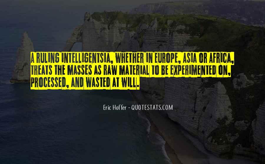 Intelligentsia's Quotes #728689