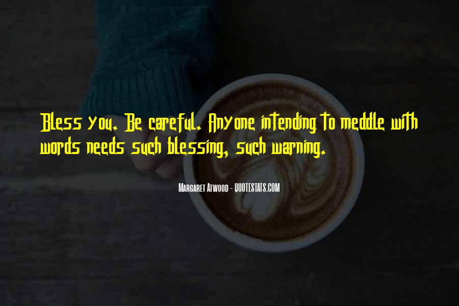 Intending Quotes #1019721
