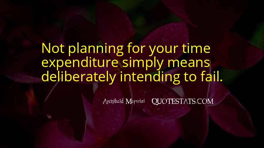 Intending Quotes #1173147