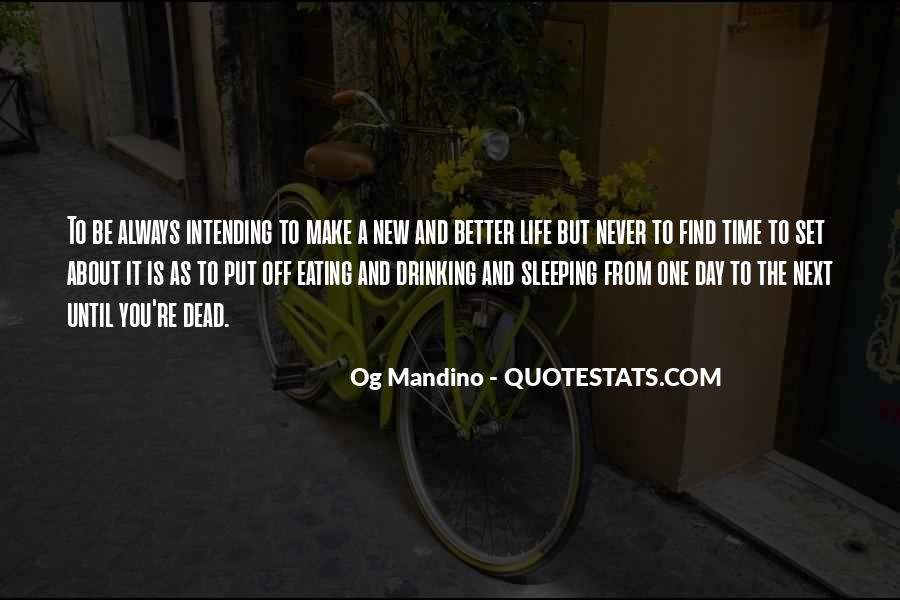 Intending Quotes #149984