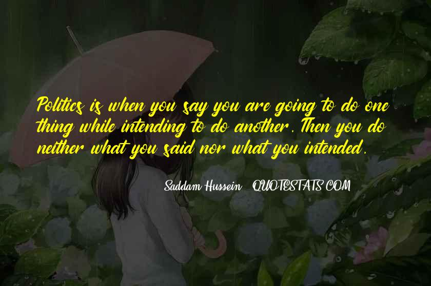 Intending Quotes #836147