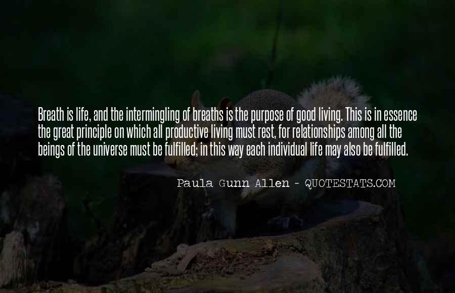 Intermingling Quotes #1219793