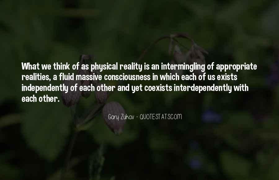 Intermingling Quotes #139735