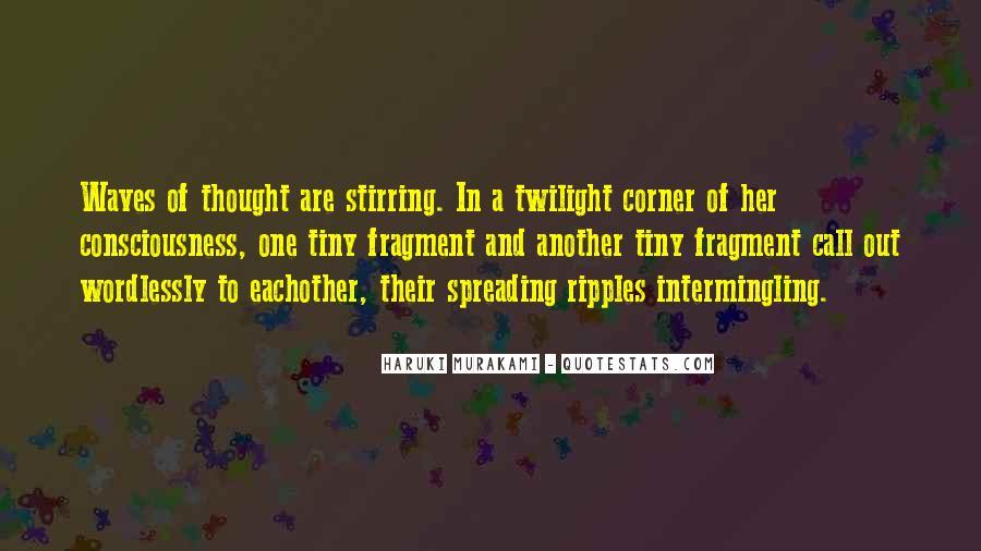 Intermingling Quotes #725078