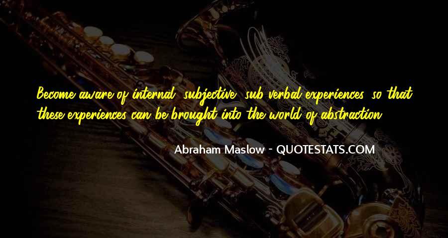 Internals Quotes #1016658