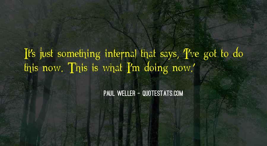 Internals Quotes #1801074