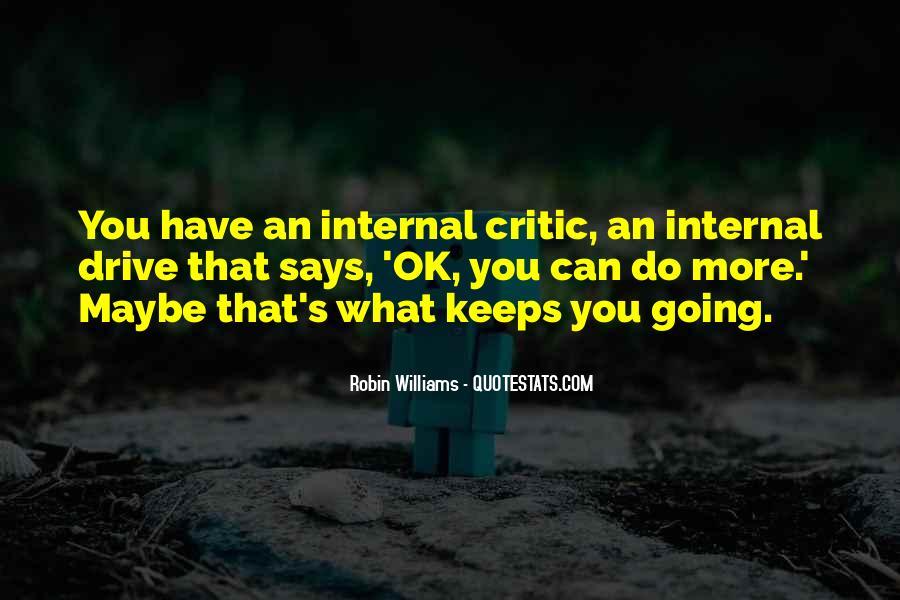 Internals Quotes #305816