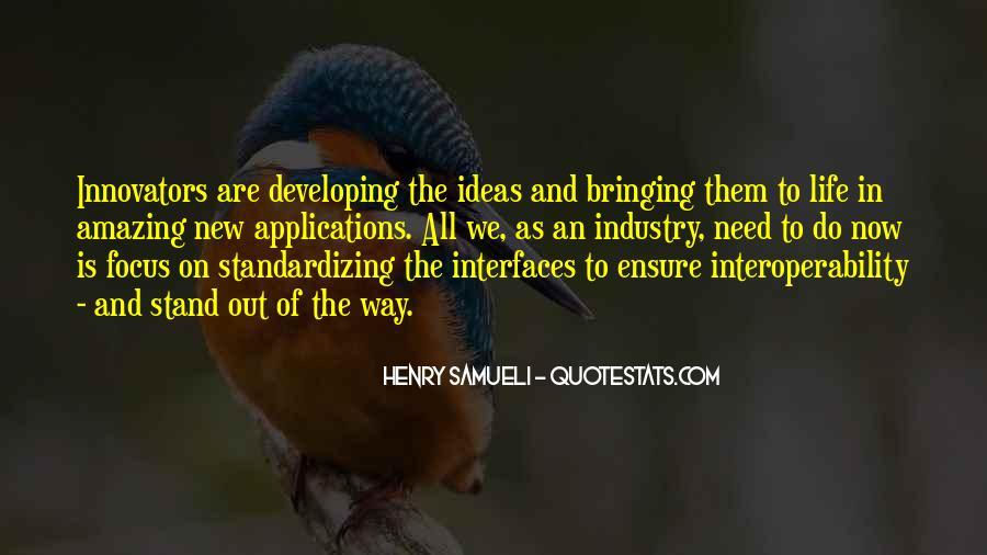 Interoperability Quotes #143011