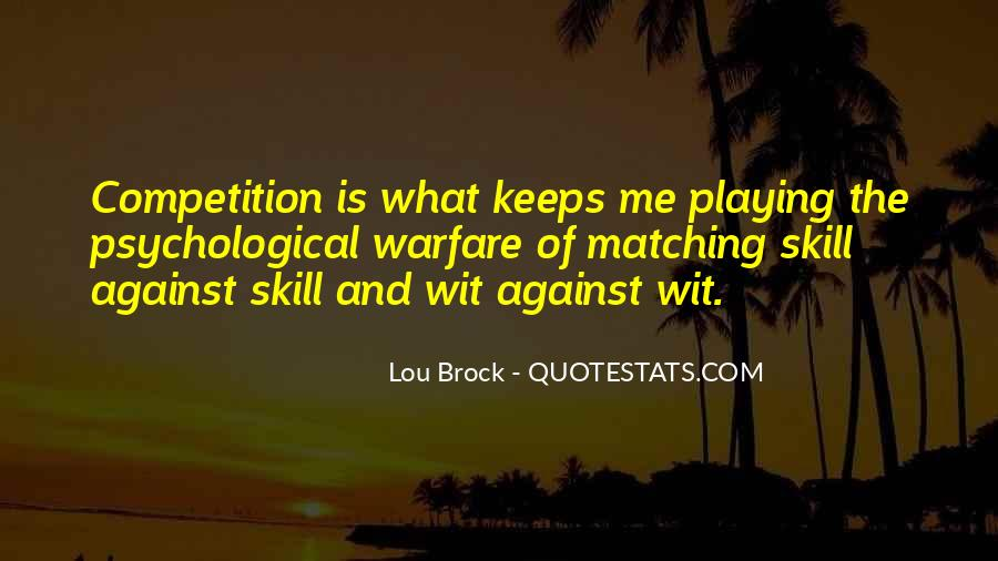 Quotes About Playing For Keeps #1122582
