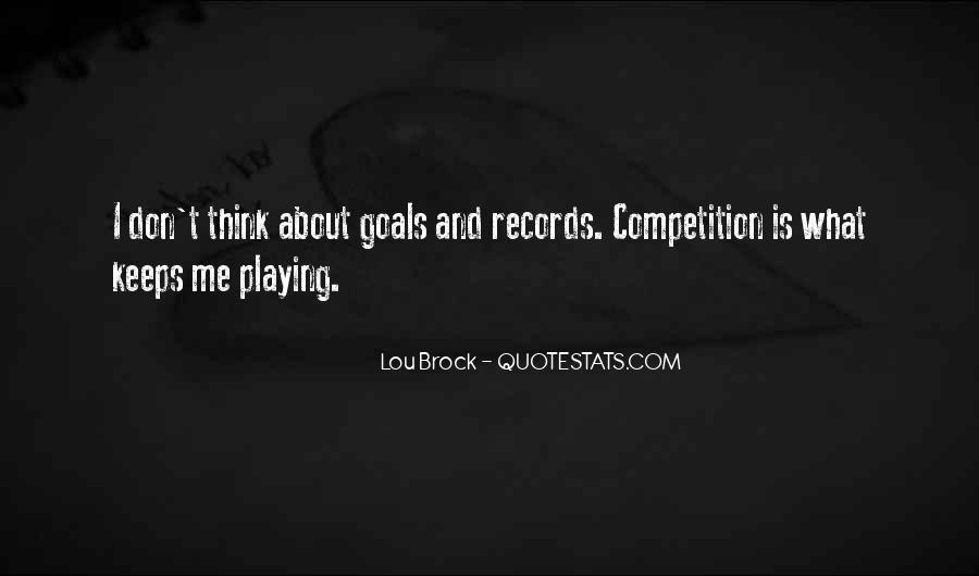 Quotes About Playing For Keeps #1386385