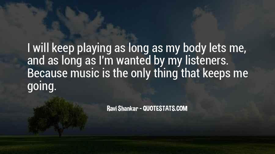 Quotes About Playing For Keeps #339295
