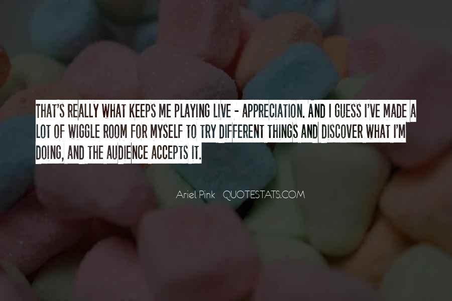 Quotes About Playing For Keeps #555539