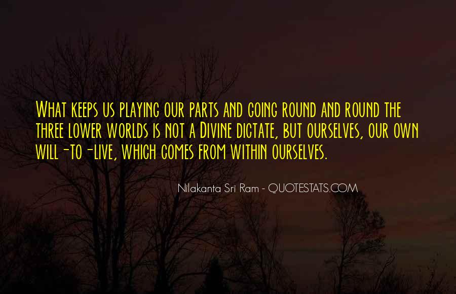 Quotes About Playing For Keeps #883774