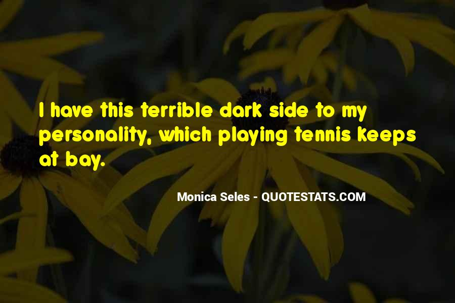 Quotes About Playing For Keeps #901230