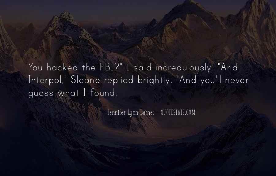 Interpol Quotes #1042401