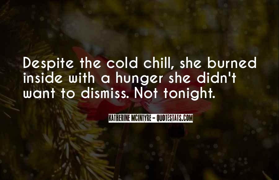 Quotes About Cold Relationship #1815203