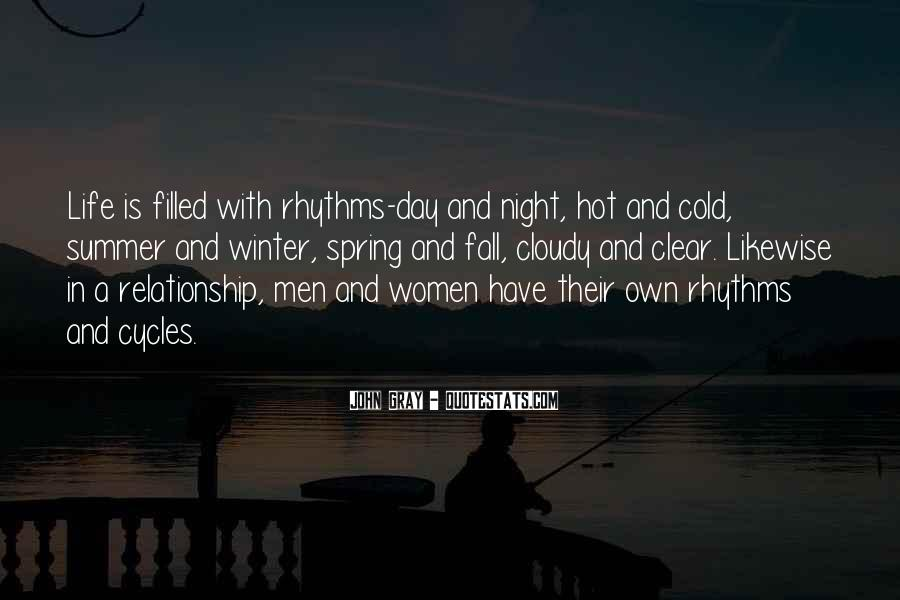 Quotes About Cold Relationship #988587