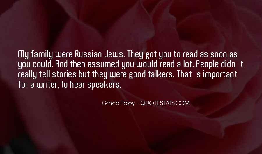 Quotes About Good Talkers #875092