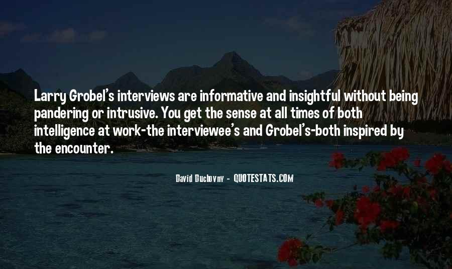 Interviewee's Quotes #28691