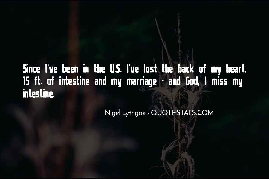 Intestine Quotes #1651225
