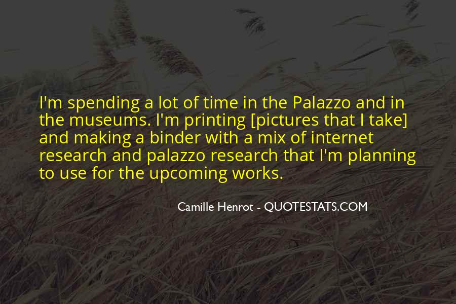 Quotes About Making Use Of Time #1137109