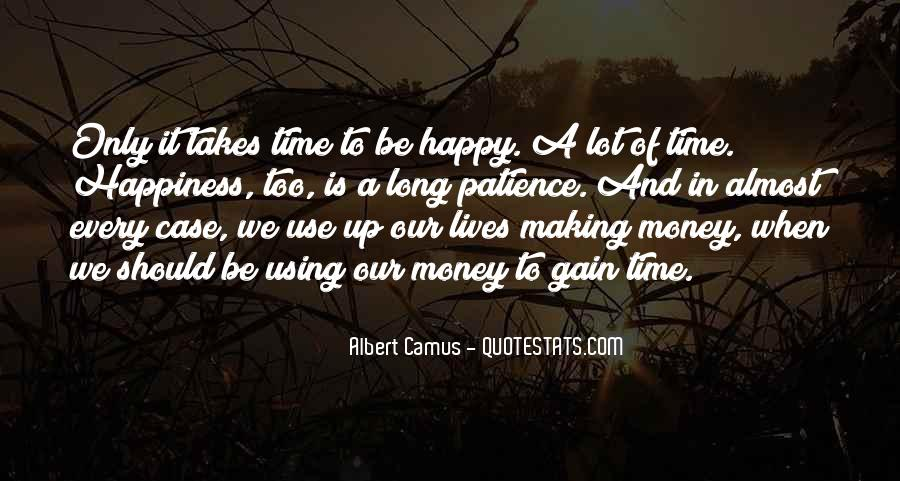 Quotes About Making Use Of Time #1295214