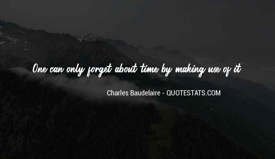 Quotes About Making Use Of Time #1510566