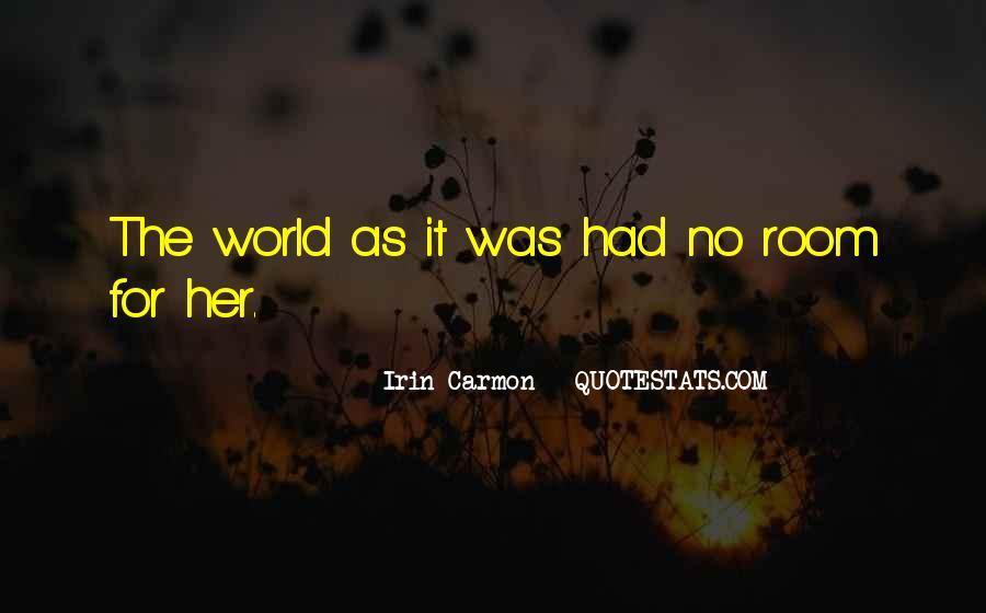 Irin Quotes #1008471