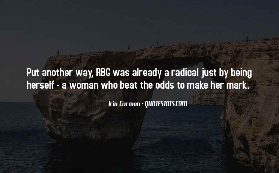 Irin Quotes #1864606