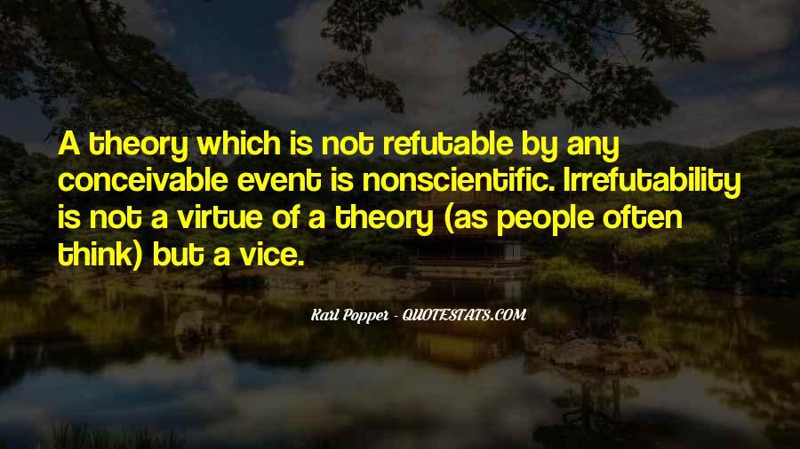 Irrefutability Quotes #1261754
