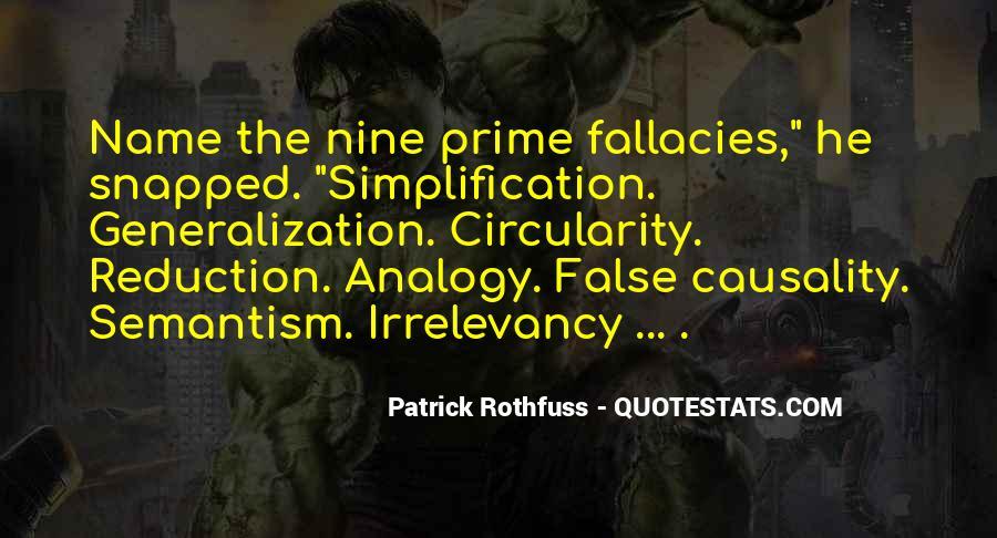 Irrelevancy Quotes #1169961