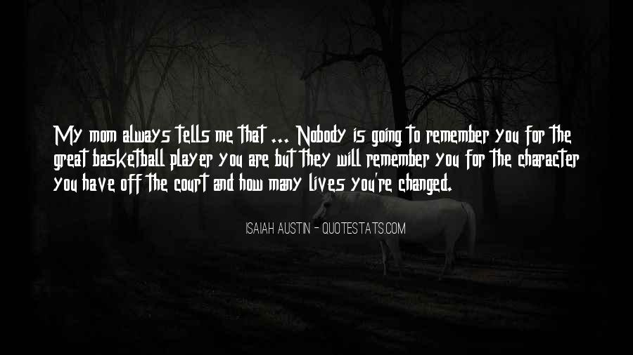 Isaiah's Quotes #104840