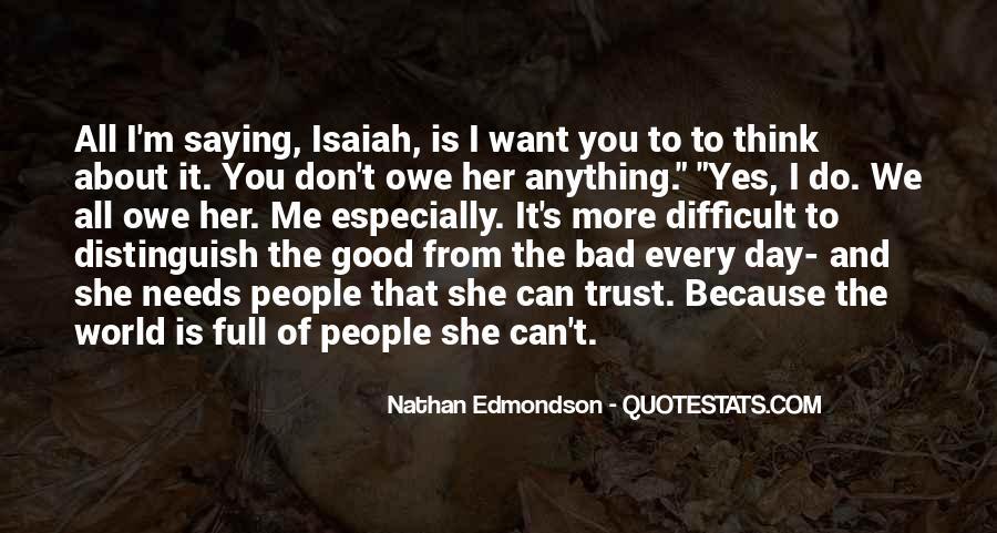 Isaiah's Quotes #105480