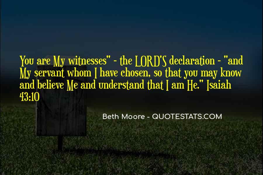 Isaiah's Quotes #1163027