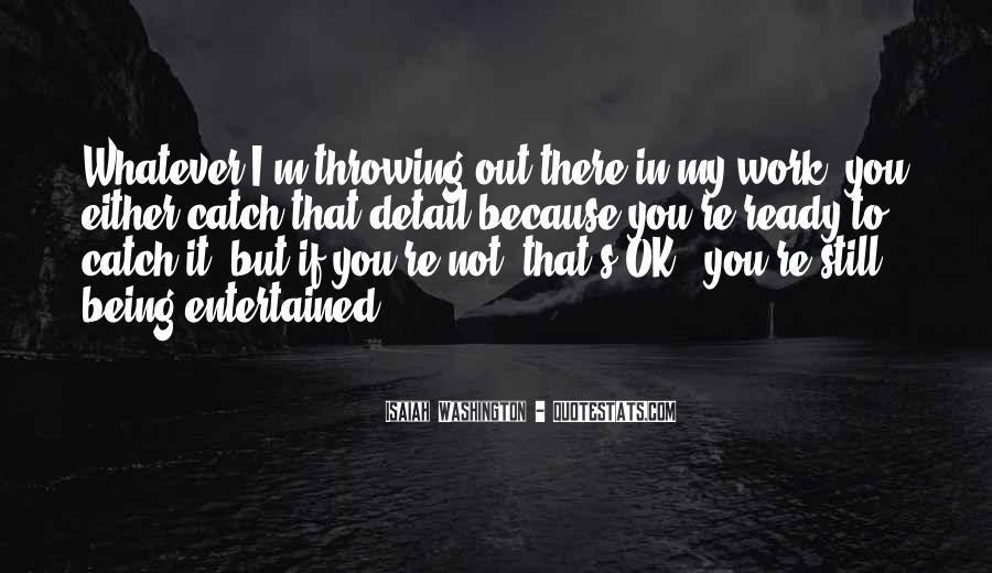 Isaiah's Quotes #1203854