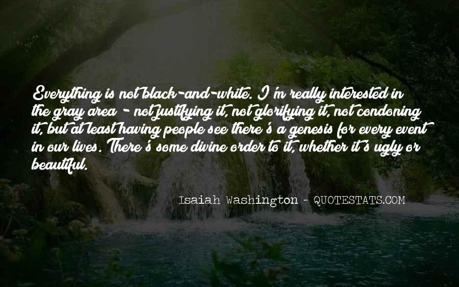 Isaiah's Quotes #1296098