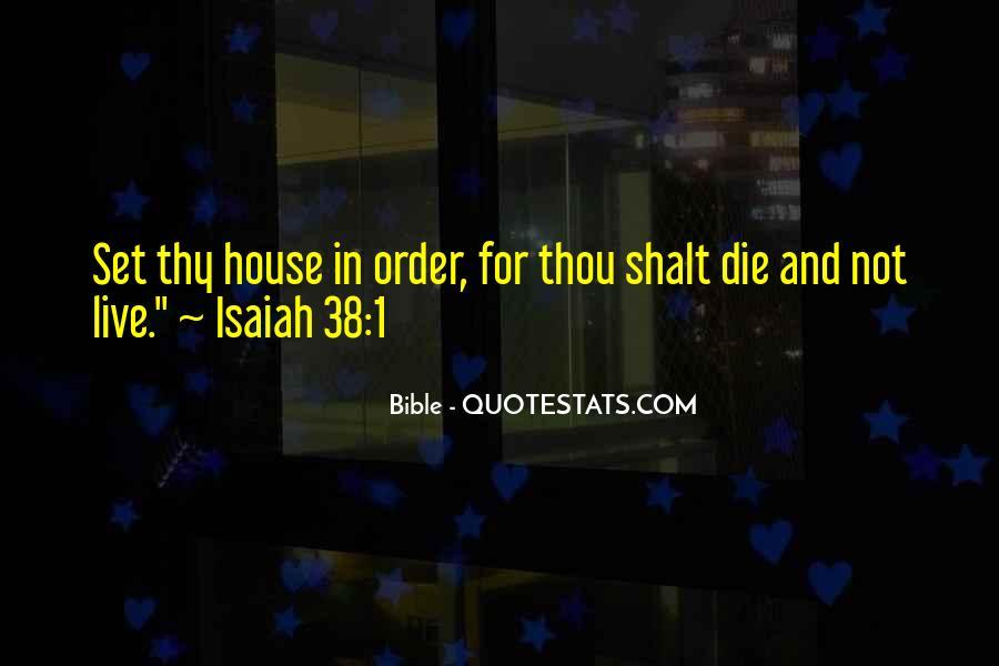 Isaiah's Quotes #155751